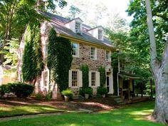 stone farmhouse | stone farmhouse | Magnificent Homes