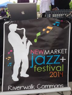 Newmarket Jazz Festival launch at Newmarket today