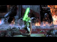 Some of the best CGI ever by blur studios amazing! Wish they would do some star wars movies like this