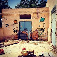 by Seth - Er-riadh, Djerba, Tunisia - August, 2014 (LP)