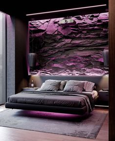 Bathroom Design Luxury, Modern Bedroom Design, Home Room Design, Dream Home Design, Dream House Interior, Luxury Homes Dream Houses, Room Ideas Bedroom, Home Decor Bedroom, Bed Room