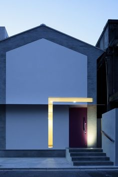 Keyhole House by Eastern design office