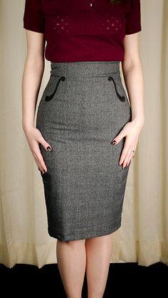 Cherie Violin Steady Clothing skirt