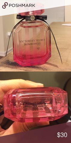 Victoria's Secret Bombshell Perfume Victoria's Secret bombshell fragrance, barely used. Victoria's Secret Other