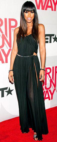 Cute black dress....yes