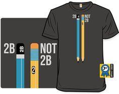 Shakespeare's Pencils - Shirt.Woot