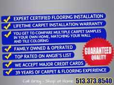 http://www.home-basedcarpet.com Reasons to purchase your carpet and flooring from us.