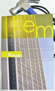 emain building maintenance brochure.