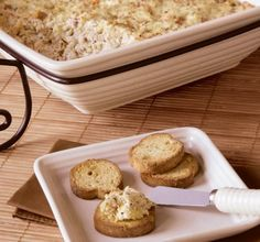 Baked Artichoke Dip...YUM! Give your favourite restaurant a run for their money! Make your own scrumptious version at home with this easy recipe! http://www.everydaystyle.com/evo/evo.php/recipe/recipe/show/id/194