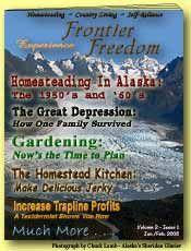 Frontier Freedom Magazine