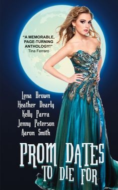 A Night They'll Never Forget. Five young adult authors cordially invite readers to five proms with a paranormal twist: Pick it up here: http://amzn.to/JNhqE1
