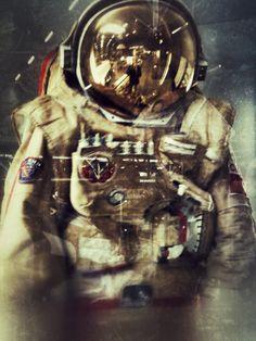 Cosmonaut.
