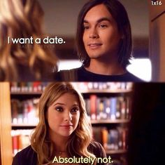 alison dilaurentis, aria montgomery, ashley benson, best, couple, ezra fitz, ezria, funny, ian harding, love, lucy hale, murder, pretty little liars, sasha pieterse, secret, shay mitchell, spencer hastings, troian bellisario, tyler blackburn, weapon