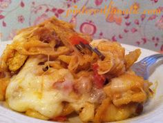 Doritos Casserole, Cheesy, Ranch, Chicken, Pinterest, Dorito Casserole