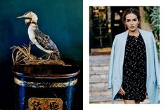 Guest of Honor - Camilla Belle for Lonny Magazine Dec 2014/Jan 2015
