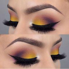 "@thefemininity) on Instagram: ""#smokeyeyes #smokeyeyesmakeup #smokeyeyestutorial #eyestutorial #makeuptutorial #makeup…"""