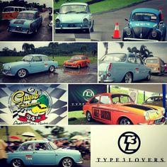 Type 3 Lovers Indonesia @Fun Drag Volkswagen Club Bandung Birthday