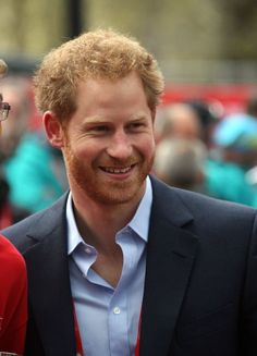 Prince Harry voted world's hottest male royal beating big brother William