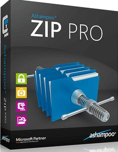 Ashampoo Zip Pro 1.0.7 Crack Full Version Free Download