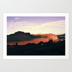 Sunset Point, Capitol Reef National Park