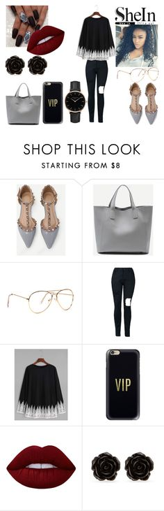 """A Boogie Wit Da Hoodie"" by msbarbiewashere ❤ liked on Polyvore featuring Casetify, Lime Crime, Erica Lyons and Topshop"