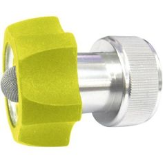 Sun Joe Universal 3/4 inch Aluminum Pressure Washer to Garden Hose Adapter (SPX Electric Pressure Washer Series), Green