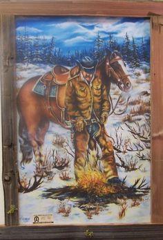 x print by David Sherman, Central Oregon, Natural Wood, Giclee Print, Art Gallery, David, Canvas Prints, Artist, Nature, Painting