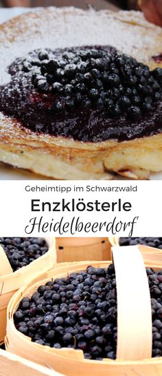 Das Heidelbeerdorf Enzklösterle mitten im nördlichen Schwarzwald, zwischen Freudenstadt und Pforzheim, verzaubert mit dem heimischen Superfood. Umringt von Tannenwäldern steht dieser kleine Ort ganz im Zeichen der Heidelbeere. Ob Heidelbeerfest, Heidelbeerweg oder Heidelbeerladen - ihr werdet sicherlich entzückt sein. #Enzklösterle #Heidelbeerfest #Heidelbeerweg #Schwarzwald #Geheimtipp Superfood, Travel Inspiration, Food Porn, Europe, Small Places, Treats