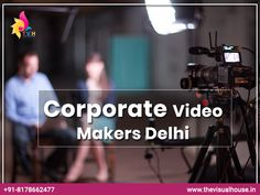 TVH - One of the most Prominent Corporate Video Makers in Delhi NCR,serving Corporate Video services and believes in delivering a result which is not only out of the box but is also precise, crisp and clear. Brand Promotion, Delhi Ncr, Video Production, Good Communication, Video Maker, Video Film, Target Audience, Corporate Events, Filmmaking