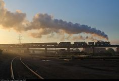 RailPictures.Net Photo: SOU 630 Norfolk Southern Steam 2-8-0 at Cincinnati, Ohio by Gage ODell