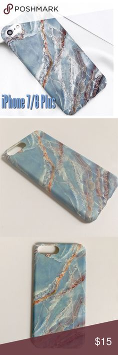 Beautiful Marble iPhone 7/8 Plus Hardshell Case ➡️Discount Only With Bundle Of 2 Or More Items⬅️  Show off your iPhone  while protecting it from bumps and scratches.   *Premium Hardshell Case * Gorgeous Marble Fitted Design   * New In Package  * Same Or Next Business Day   Shipping  ⭐️Post Office Drop Off Times Are 1:00pm & 5:00pm Eastern Standard Time. If ordered at least 2 hours prior to drop off times I will do my best to ship same day. I will message you with shipment time estimate…