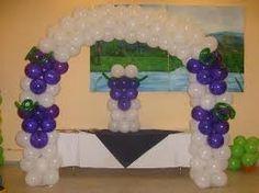 decoracion con globos de globos para ti - Buscar con Google