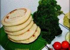 Roti Pita Teflon Empuk Dan Kopong | Anti Gagal