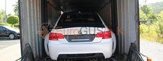 BMW M3 - Fahrzeugüberführung nach Russland, Tüning - EuroGUS e.K. Internationale Spedition