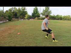 This video breaks down 2 drills to improve your soccer #speed and #agility.