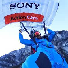 """""You have to wake up with the birds to have this much fun."" - ianmcintosh   via @ActionCam on Instagram"