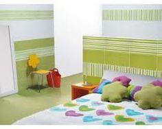 Agatha también usa como su creatividad por la casa las azulejos