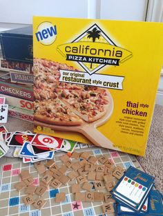 Hosting a game night? Here are some top tips for how to keep it spicy with CPK!