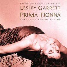 Lesley Garrett - Prima Donna: buy CD, Album at Discogs