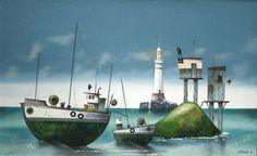 gary walton artwork   Gary WALTON - Emerald