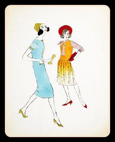 LoveK: Andy Warhol Fashion Illustrations...