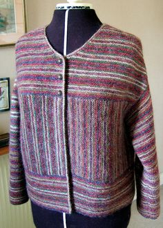 Ravelry: AnnR's Elina by Marie Wallin