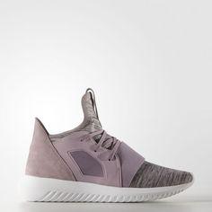 Adidas Boty Dámské Originals Trainers TUBULAR DEFIANT Bílý Nachový Core Bílý  (S75252) - 03654ece67