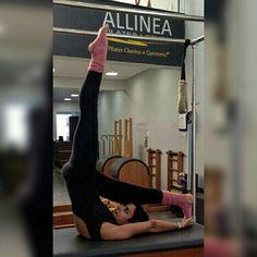 Control Balance, Cadillac, Pilates