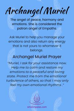 Spiritual Prayers, Prayers For Healing, Spiritual Quotes, Angel Healing, Archangel Prayers, Archangel Uriel Prayer, Smudging Prayer, Angel Guide, Angel Quotes