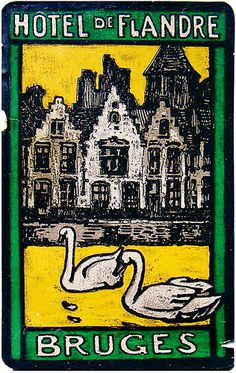 vintage hotel posters - Google Search