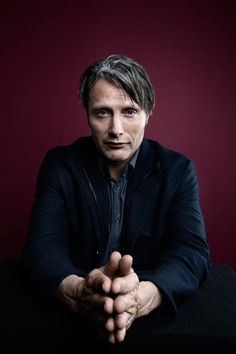 Mads Mikkelsen.  Photo by Maarten de Boer | Tumblr