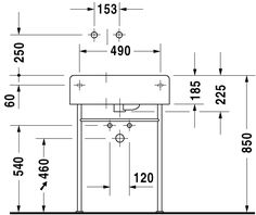 height of basin in bathroom for india - Google Search