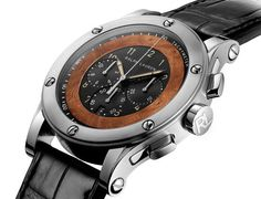 Ralph Lauren Introduces Automotive Chronograph