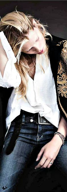 ~Great White Shirt | House of Beccaria